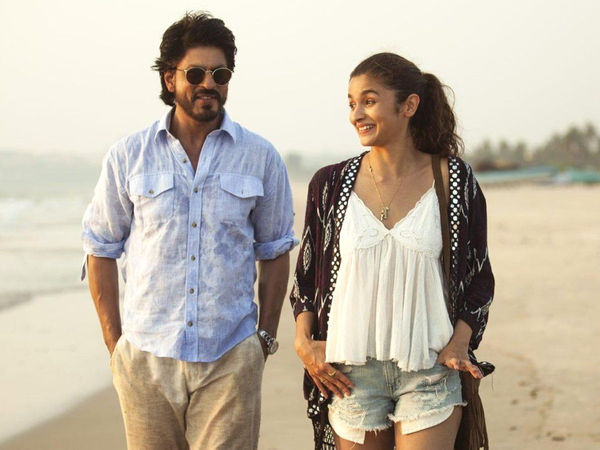 Shah Rukh and Alia