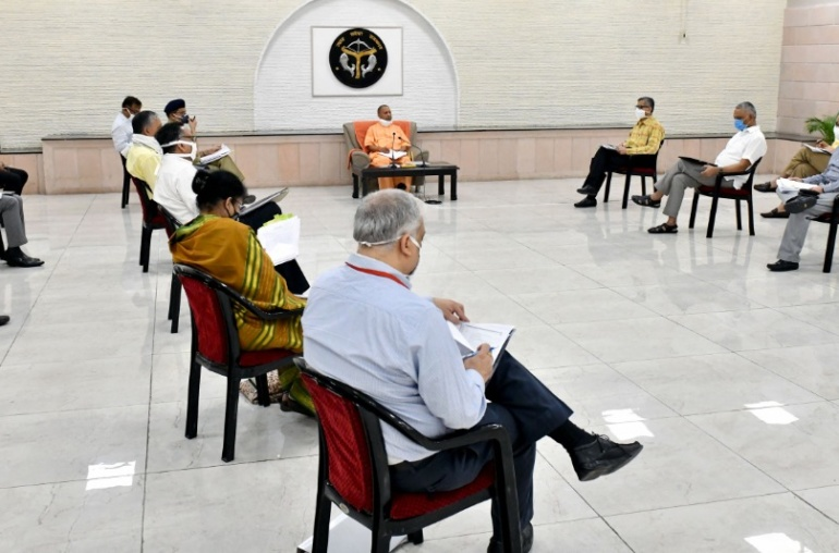 Corona Cases In India