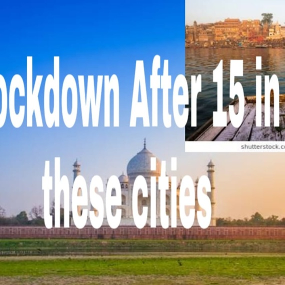 Govt Suggest Extension Of Lockdown As Death Toll Rises To 124 With 5000+ Affected!