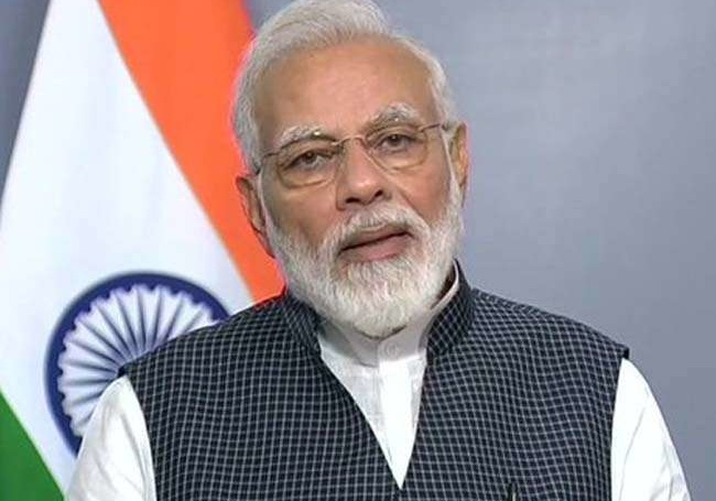 narendra modi latest speech