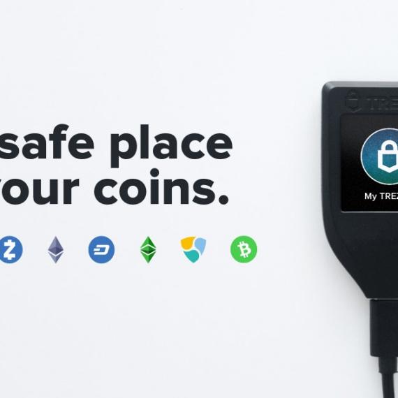 Trezor: Cryptocurrency Hardware Wallet